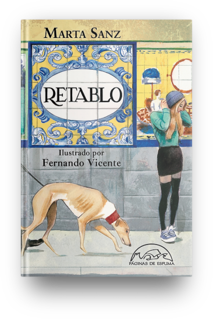 Retablo - Marta Sanz - Fernando Vicente