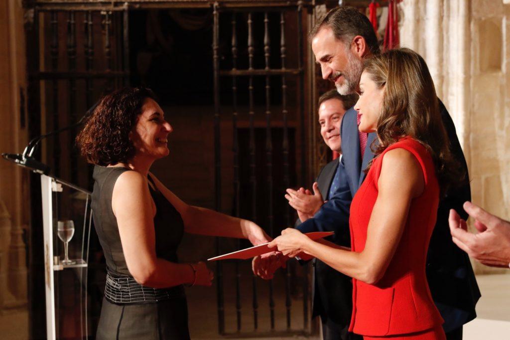 Premio Nacional de Fomento de la Lectura 2016. La conspiración de la pólvora. Librería Intempestivos Segovia